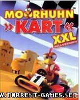 Морхухн. Легенды картинга / Moorhuhn Kart / RU / Arcade / 2004 / PC