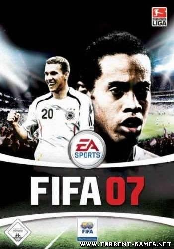 FIFA 2007 (2006/PC/Eng)