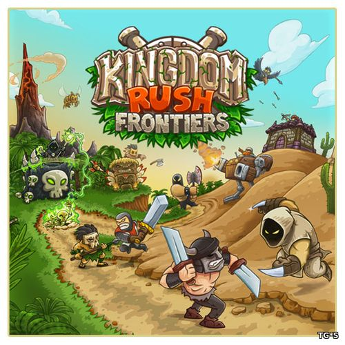 Kingdom Rush Frontiers [v 1.4.4] (2016) PC | Steam-Rip by R.G. Игроманы