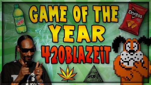 GAME OF THE YEAR: 420BLAZEIT (RePack) [2014|Eng]