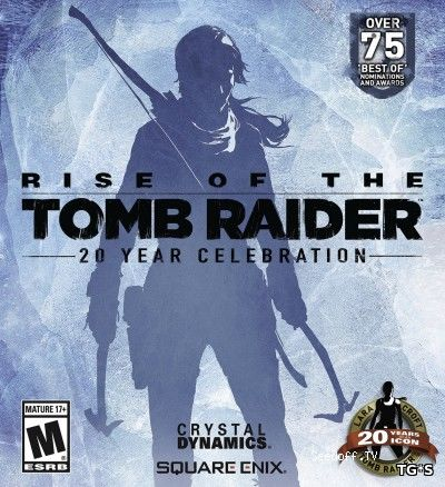 Обложка Rise of the Tomb Raider: 20 Year Celebration [2016, RUS(MULTI), Steam-Rip] от Fisher