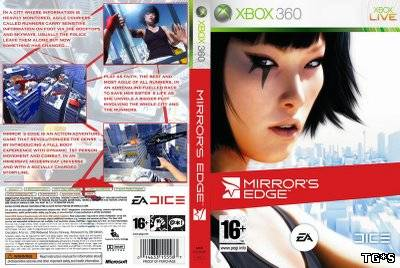 [GOD] Mirror's Edge [NTSC/U/ENG][Dashboard 2.0.13599.0]