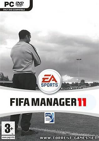 FIFA Manager 11 [1.0.0.2] [RePack] [RUS] (2010)
