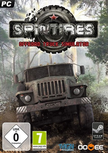 Spin tires | Spintires [Build 03.04.2015] [2014]
