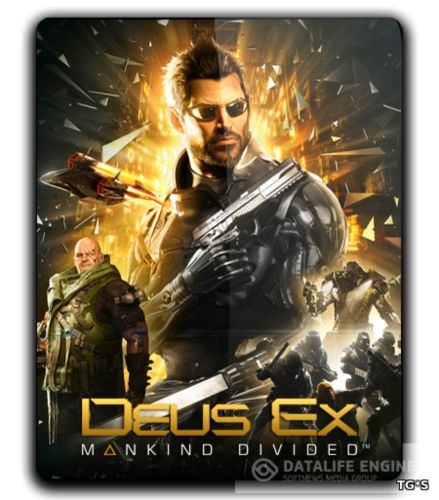 Deus Ex: Mankind Divided. Digital Deluxe Edition [2016, RUS,ENG, Repack] SEYTER