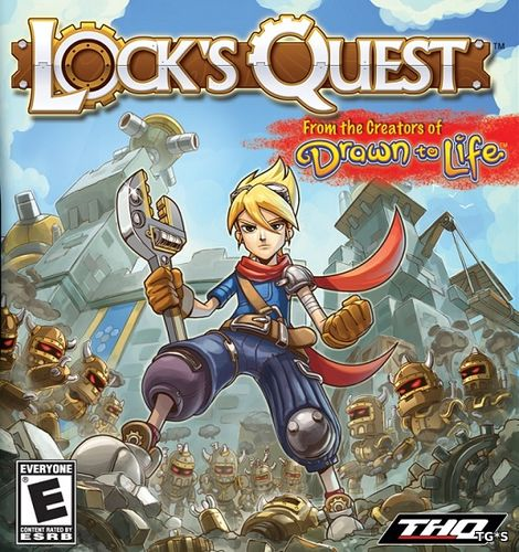 Lock's Quest (THQ Nordic GmbH) (ENG|MULTI) [L] - GOG