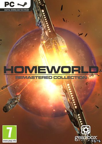 Homeworld Remastered Collection [v 2.1] (2015) PC | RePack от FitGirl