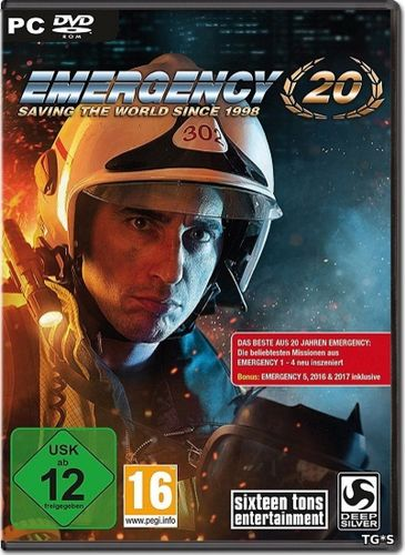 Emergency 20 [RUS] (2017) PC | RePack by xatab