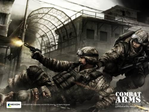 Combat Arms EU [Обновлён 21.12.11]