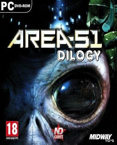 Area 51: Dilogy (2005-2007) PC | RePack от R.G. Catalyst