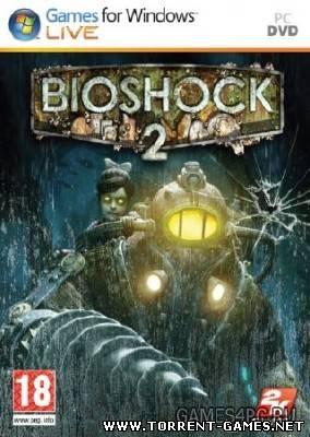 BioShock 2 [Rip] 1.47 GB