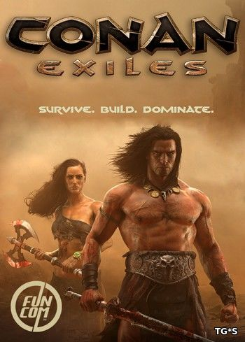 Conan Exiles: Barbarian Edition [v 23580|9921 | Early Access] (2017) PC | Лицензия