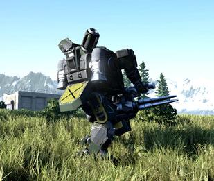 Heavy Gear Assault выйдет уже скоро