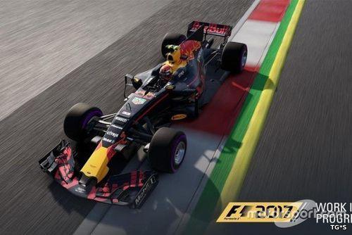 новые скриншоты из гоночного симулятора F1 2017: это приурочено к проведению Гран При Австрии