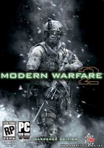 Call of Duty: Modern Warfare 2 [MultiPlayer Only] [Rip|v2] (2009 / Русский)