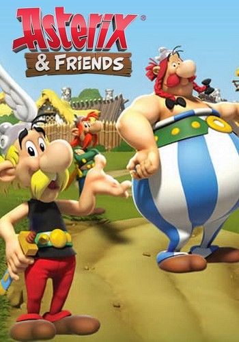 Asterix & Friends [12.02.16] (SEE Games) (RUS) [L] через torrent