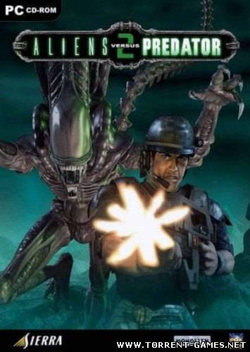 Aliens vs. Predator 2 + Primal Hunt [v.1.0.9.6] (2001) PC | RePack от Juk.v.Muravenike