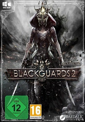 Blackguards 2 [v.2.3.9087] (2015) PC | Repack от R.G. Catalyst