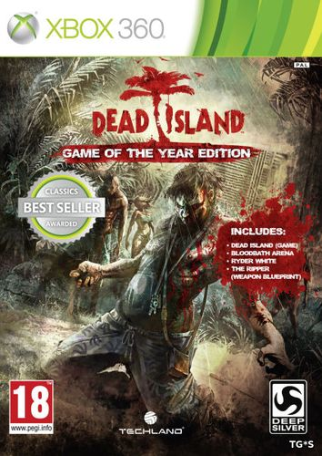 Dead Island. Game of the Year Edition [FULL] [2011|Rus]