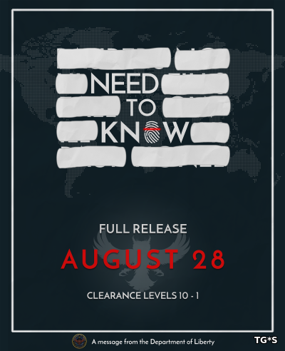 Need to Know [ENG / v1.11 (23603)] (2018) PC | Лицензия GOG