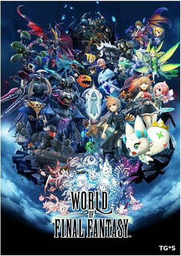 World of Final Fantasy: Day One Edition [ENG / JAP] (2017) PC | RePack by FitGirl