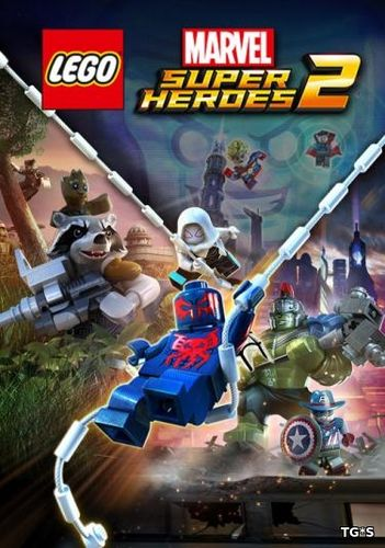 LEGO Marvel Super Heroes 2 [+ 2 DLC] (2017) PC | RePack by FitGirl