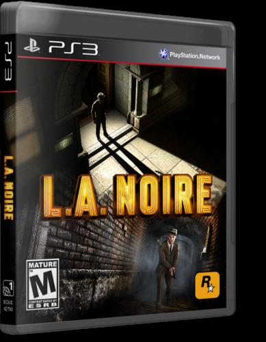 [PS3] L.A. Noire [USA/RUS]
