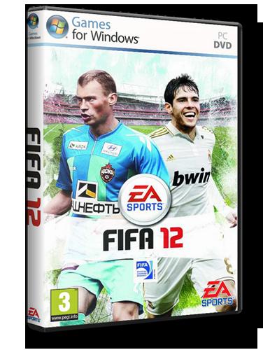 FIFA 12 Electronic Arts RUSENG RePack