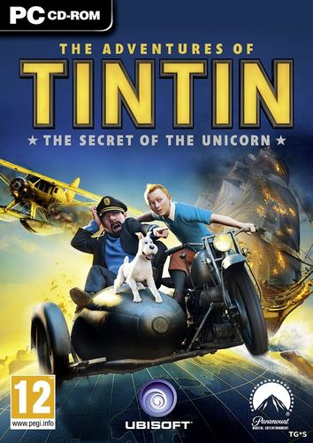 The Adventures Of Tintin.Secret Of The Unicorn (2011) PC | RePack от NONAME
