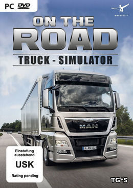 On The Road - Truck Simulation [ENG / v 0.52] (2017) PC | RePack by Other s