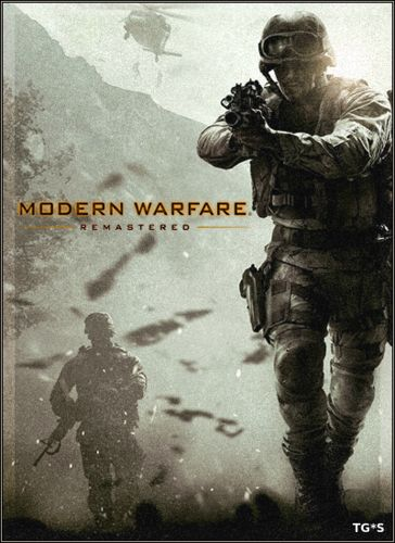 Call of Duty Modern Warfare Remastered (RUS) [Rip]