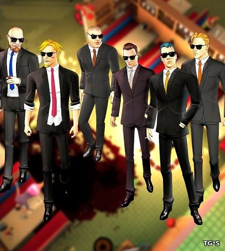 Reservoir Dogs: Bloody Days (2017) PC | Лицензия