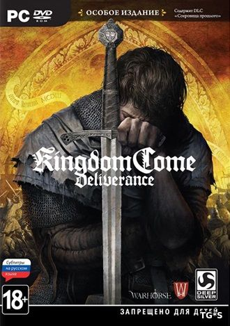 Kingdom Come: Deliverance [v 1.3.1 + 1 DLC] (2018) PC | RePack от qoob
