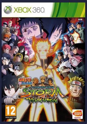 Naruto Shippuden: Ultimate Ninja Storm - Revolution [PAL/NTSC-J] [RUS]