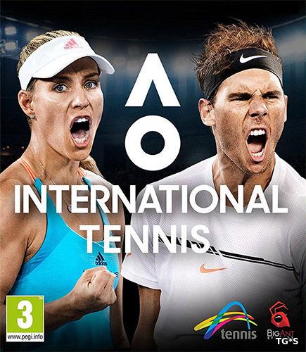 AO International Tennis [ENG / v1.0.1324] (2018) PC | RePack by FitGirl