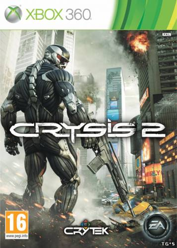 Crysis 2 Region FreeENG Dashboard 2.0.13599 Region Free ENG Region Free ENG