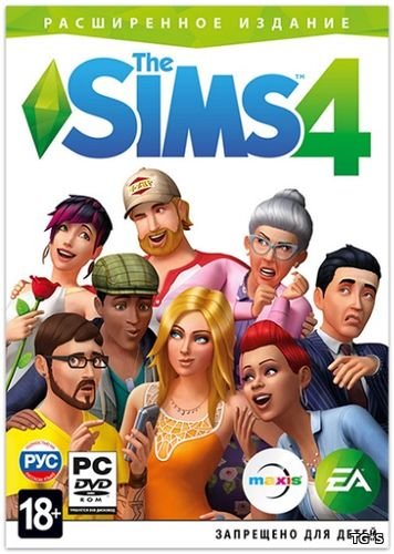 The Sims 4: Deluxe Edition [v 1.30.105.1010] (2014) PC | RePack by Cedron