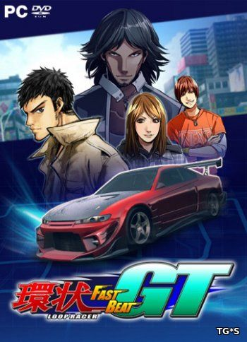 FAST BEAT LOOP RACER GT [ENG] (2018) PC | Лицензия
