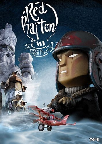 Red Barton and The Sky Pirates [ENG] (2017) PC | Лицензия
