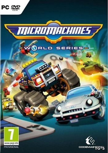 Micro Machines World Series [v.135606.8] (Codemasters) (ENG) [Repack] от Other s