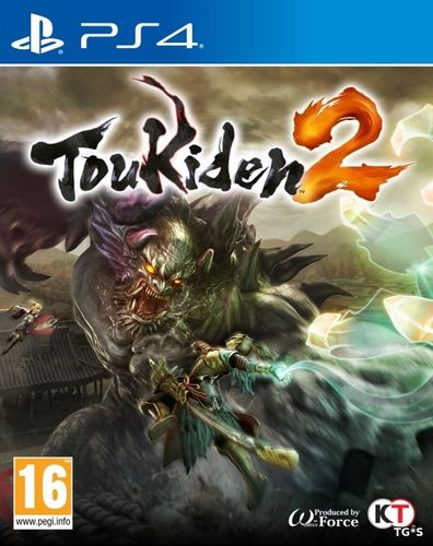 Toukiden 2 [EUR/ENG] (PS4)