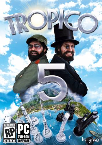Tropico 5 - Steam Special Edition (v.1.01) (2014) [RePack, RUS, Strategy (Manage/Busin. / (Kalypso Media Digital) (RUS) [Repack]