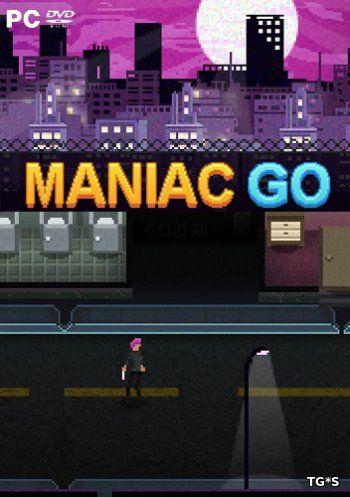Maniac GO (2017) PC | Лицензия