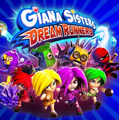 Giana Sisters: Dream Runners (2015) PC | Лицензия