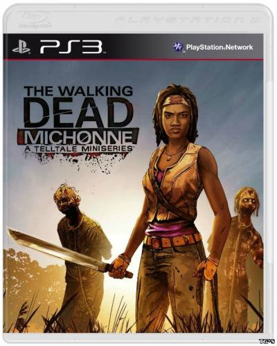 The Walking Dead: Michonne. Episodes 1-3 [EUR/RUS] [RePack]