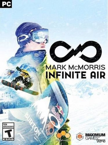 Infinite Air with Mark McMorris [ENG] (2016) PC | Лицензия