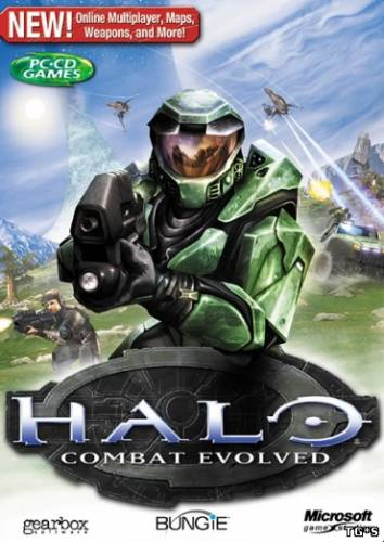 Halo Combat Evolved (2003/PC/Rus) by tg