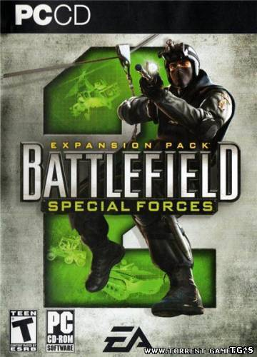 Battlefield 2 - Special Forces / Battlefield 2 - спецназ (2006) PC by tg