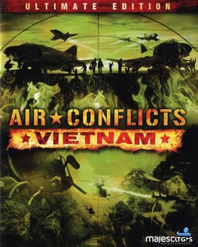 Air Conflicts: Vietnam - Ultimate Edition (2013) PC | RePack by R.G. Catalyst
