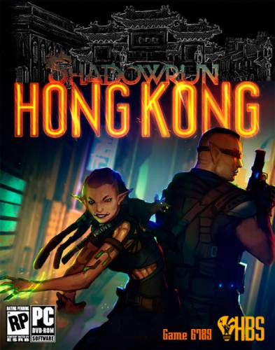 Shadowrun: Hong Kong - Extended Edition (2015) PC | RePack by qoob